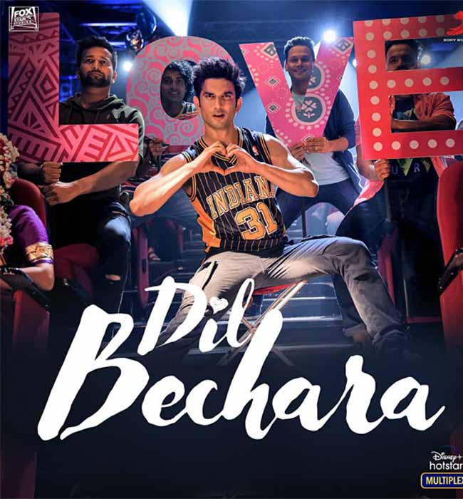Dil Bechara release today: How to watch online